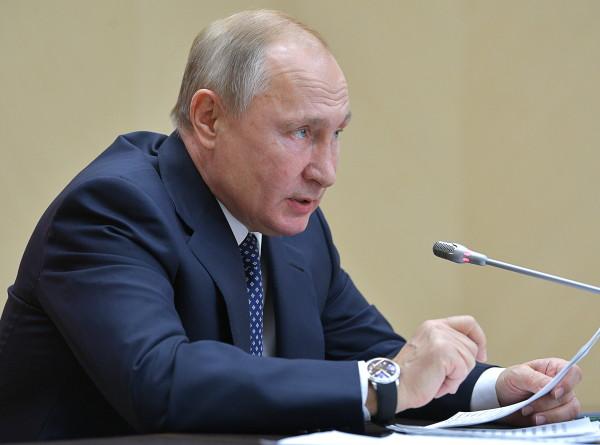 Путин: Искусственный интеллект поможет создавать современное вооружение