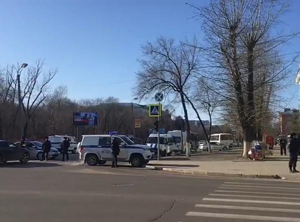 Студенты колледжа в Благовещенске рассказали, что у стрелявшего не было конфликтов