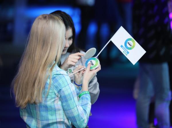«Танцемания» в Казани: День народного единства по сценарию Радио «МИР» (ФОТО)