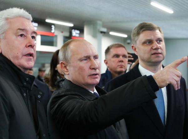 В Москве открыли Московские центральные диаметры