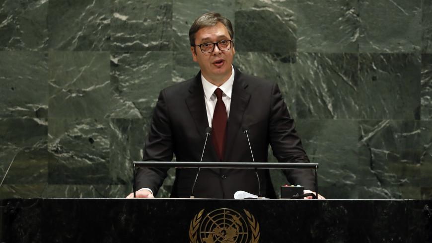 Президент Сербии Александр Вучич попал в больницу из-за проблем с сердцем