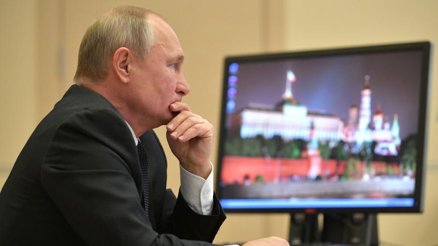 Путин призвал остановить бегство молодежи в большие города