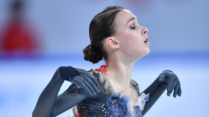 Щербакова стала победительницей этапа Гран-при в Китае