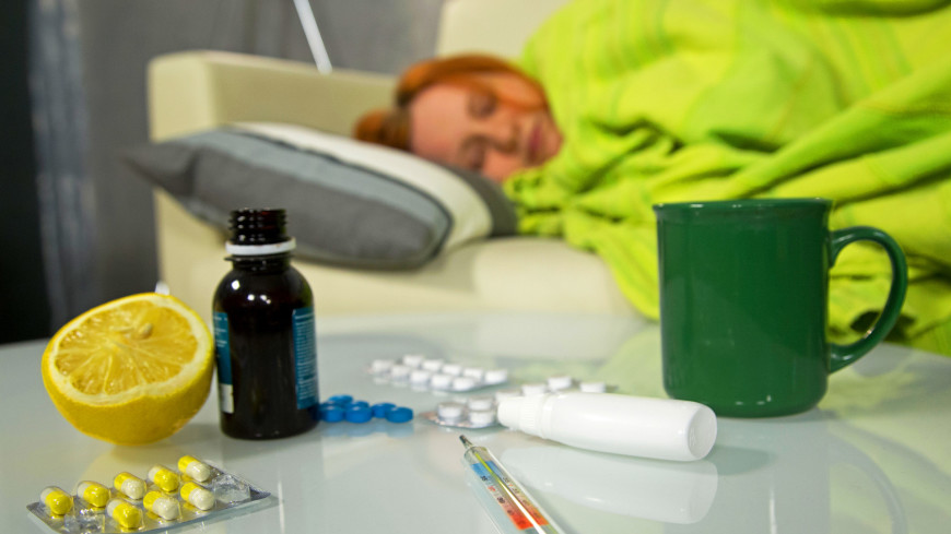 Превышение уровня заболеваемости гриппом отмечено в 37 субъектах РФ