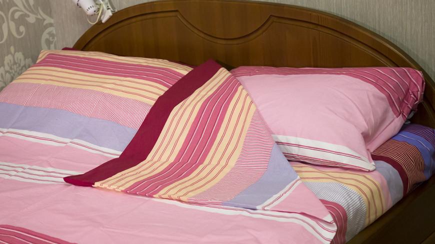 """Фото: Татьяна Константинова, """"«Мир24»"""":http://mir24.tv/, постель, кровать"""
