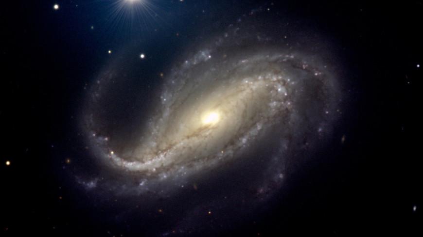 В Млечном Пути заметили звезду-беглянку, выброшенную черной дырой