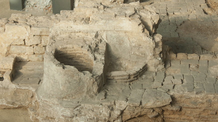 "© Фото: ""Елена Андреева, «Мир 24»"":http://mir24.tv/, археология, раскопки"