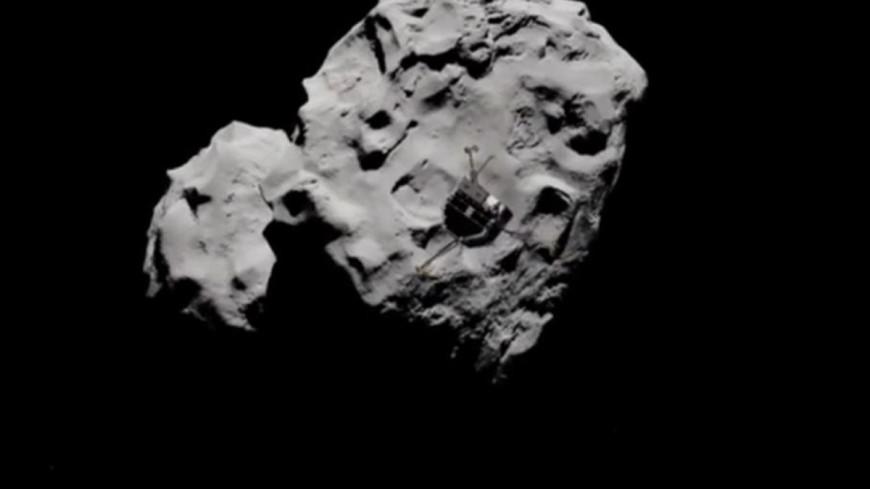 "Фото: ""NASA"":http://www.nasa.gov/, комета, фил и розетта, космос"