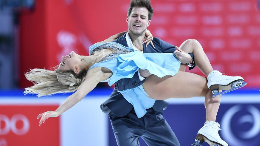 Гран-при Китая по фигурному катанию: в танцах лидерство захватили россияне