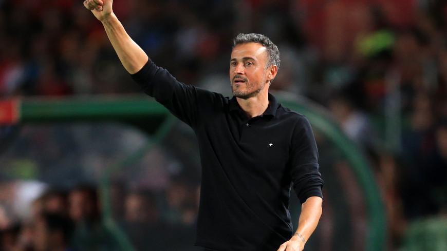 Луис Энрике вновь возглавил сборную Испании