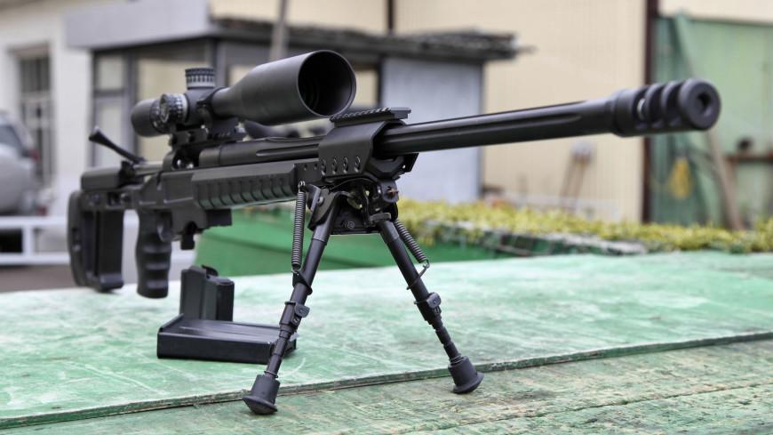 Президенту Филиппин подарили высокоточную российскую винтовку
