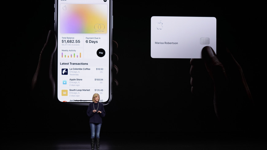 Кредитную карту от Apple обвинили в сексизме