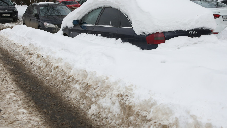 Снег. Уборка Снега. Снегоуборочная техника. Трактор