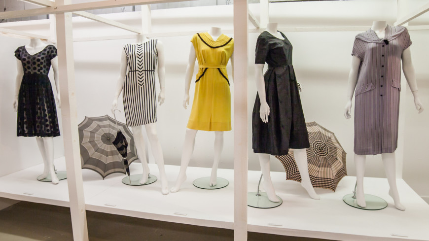ссср, музей, музей оттепель, одежда, платье,
