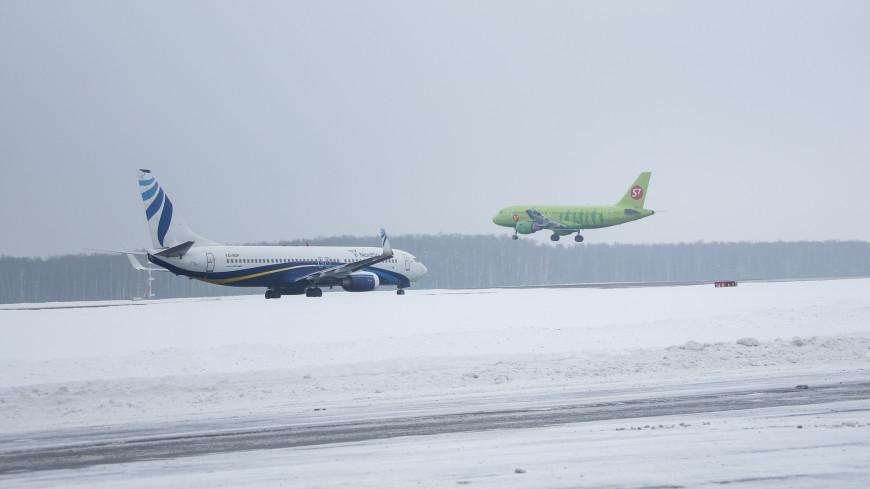 В Германии столкнулись два пассажирских самолета
