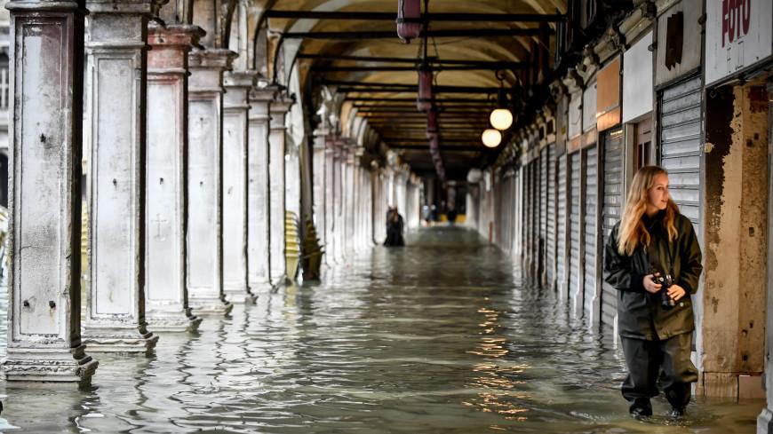 Ценную рукопись Вивальди спасли после наводнения в Венеции