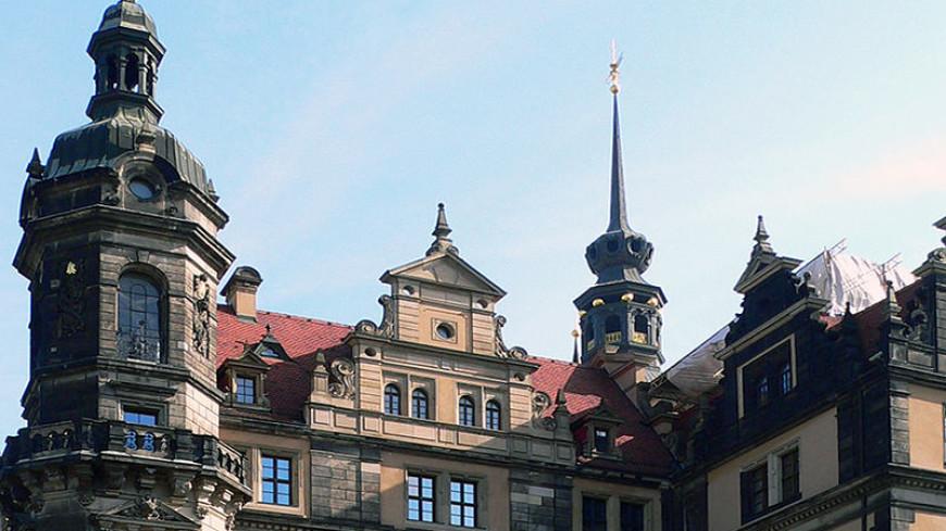 В Дрездене неизвестные ограбили сокровищницу «Зеленый свод»