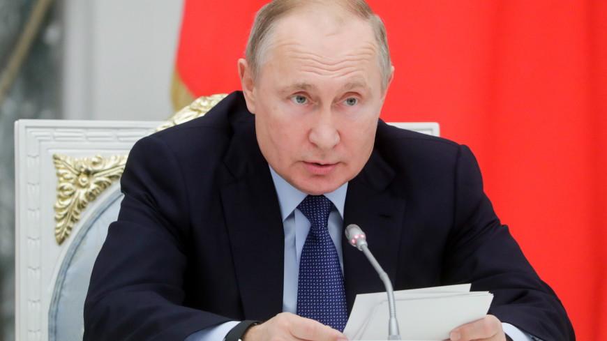 Путин выступил против вульгарных упрощений пунктуации и орфографии русского языка