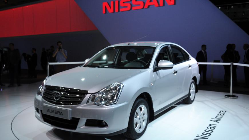 Новый седан Nissan Almera получил турбодвигатель