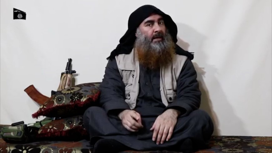 СМИ: В Сирии задержана сестра аль-Багдади