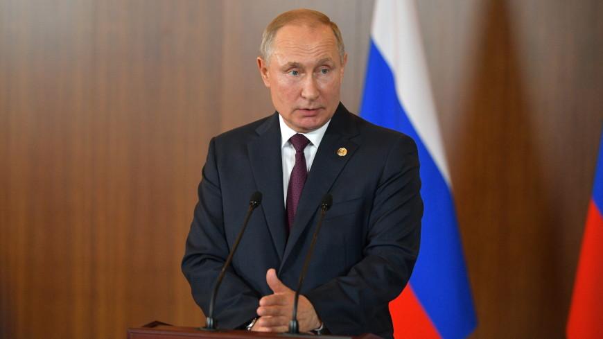 Путин: После вмешательства России 90% территории Сирии освободили от боевиков