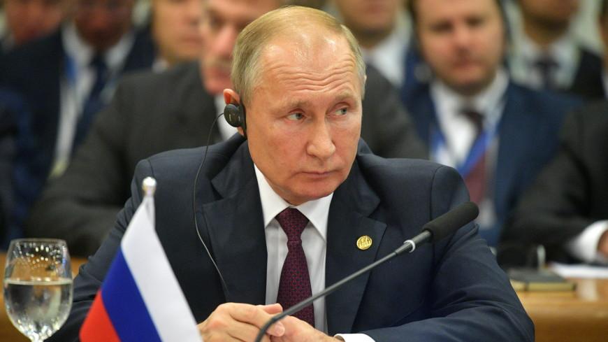 Путин призвал увеличить долю финансирования банка БРИКС в нацвалютах