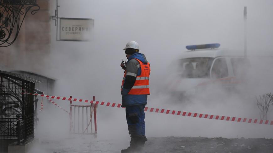 Коммунальный коллапс: в России устраняют аварии на теплосетях