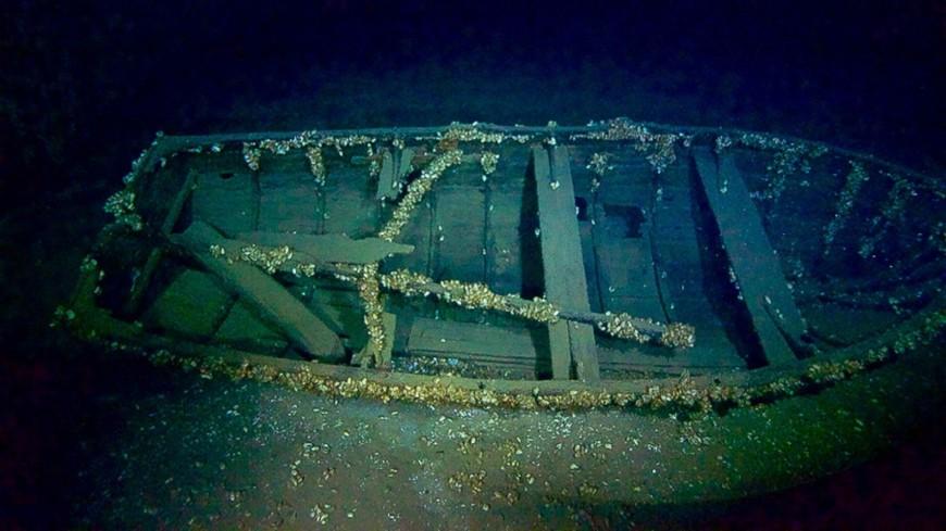 На дне озера Мичиган нашли «корабль-призрак» XIX века