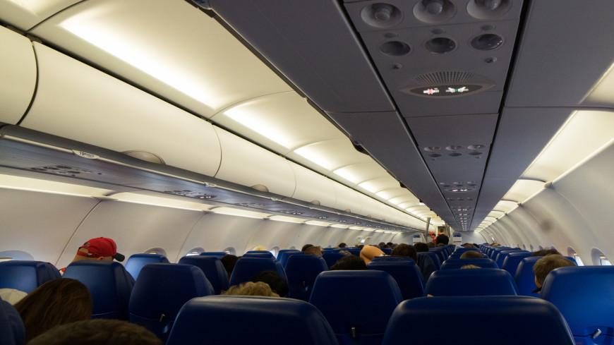 Пассажир умер на борту самолета рейса Москва-Фергана