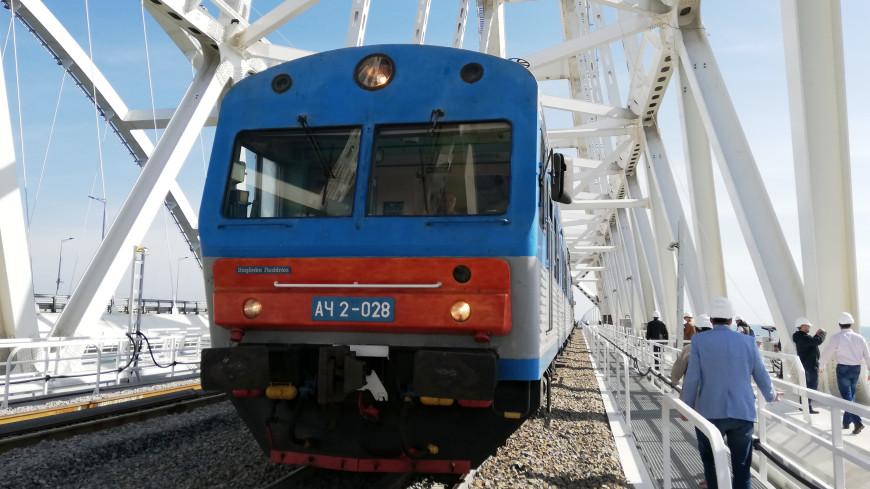 Проданы первые железнодорожные билеты в Москву проданы в Крыму