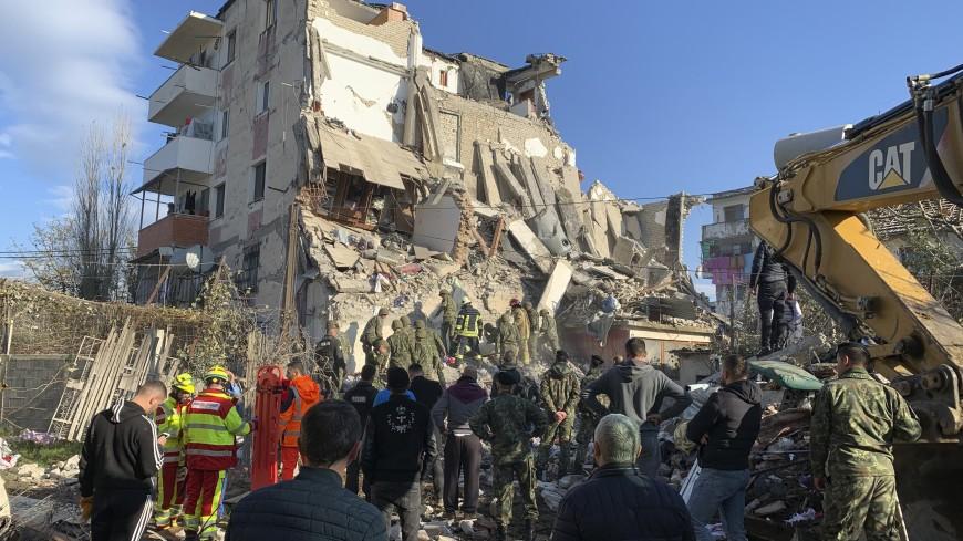 «Люди выбегали на улицу прямо в пижамах»: очевидцы – о землетрясении в Албании