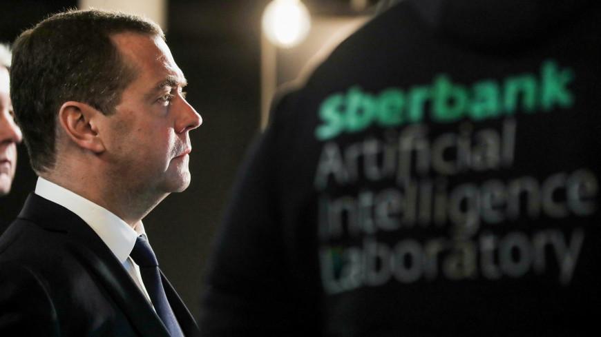 «Цифровая» Елена: Медведеву показали возможности искусственного интеллекта