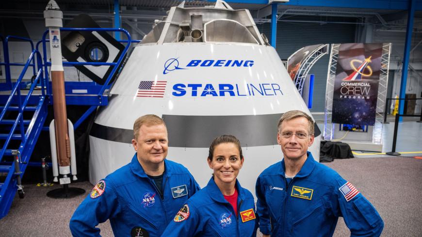 Космический корабль от Boeing прошел новое испытание