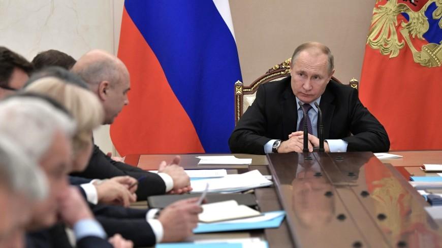 «Воруют сотнями миллионов»: Путин о строительстве «Восточного»