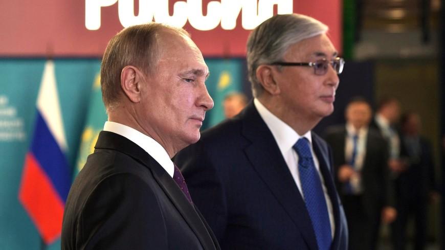 От инноваций до экологии: Путин и Токаев обсудили сотрудничество в Омске