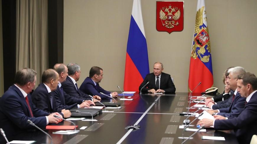 Путин и члены СБ положительно оценили первое заседание Конституционного комитета Сирии