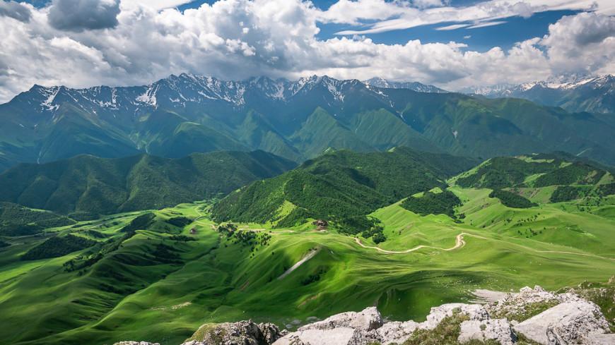 В горах Ингушетии обнаружен языческий храм