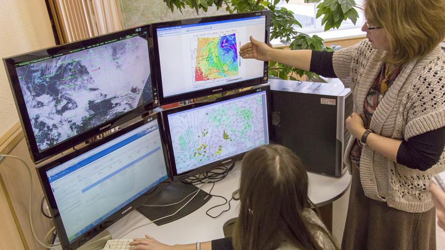 """© Фото: """"Татьяна Константинова, «Мир 24»"""":http://mir24.tv/, погода, метеорологи, метео"""