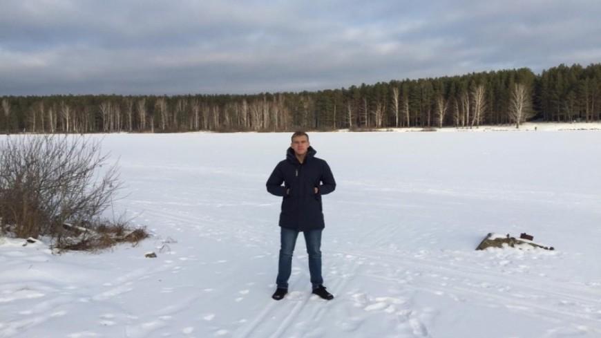 Уральский студент спас провалившегося под лед школьника