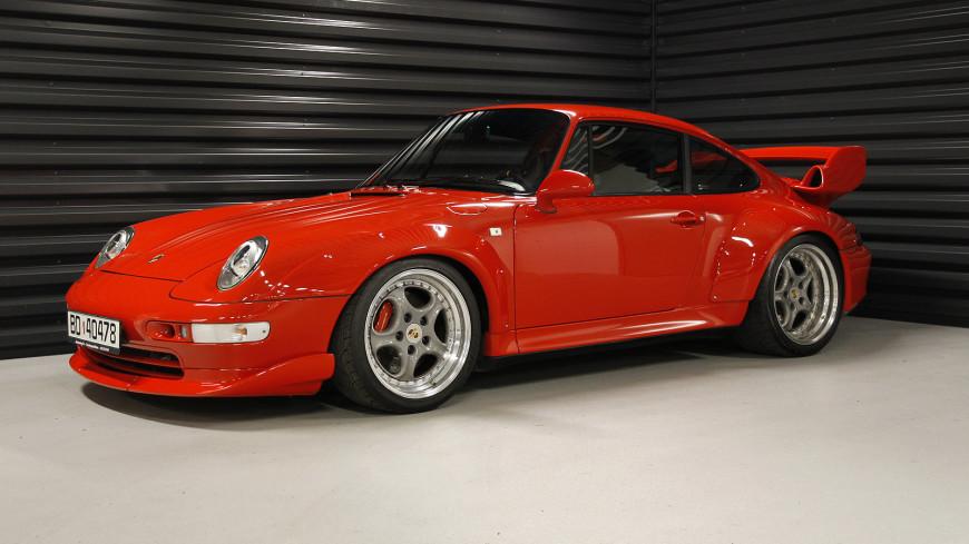 Британец разбил Porsche за $264 тыс. во время тест-драйва