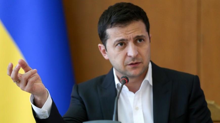 Зеленский пожаловался на трудную работу президента
