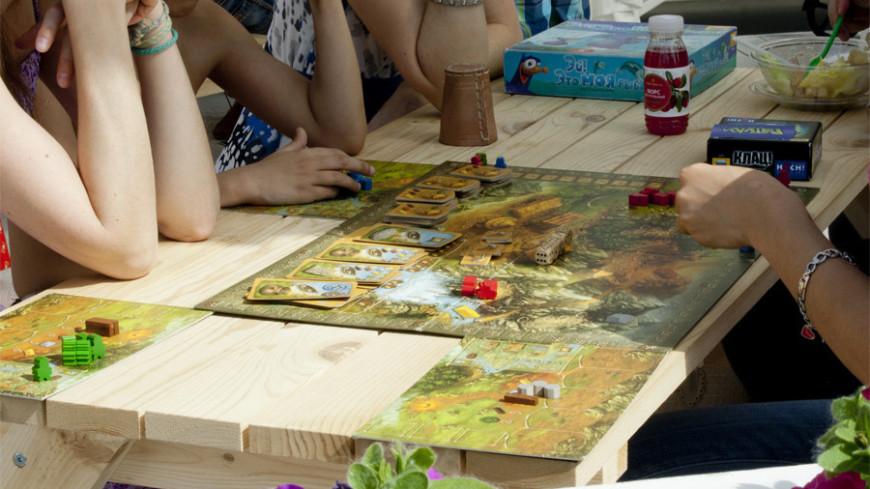 """Фото: Елена Андреева, """"«Мир24»"""":http://mir24.tv/, дети, настольные игры, досуг"""