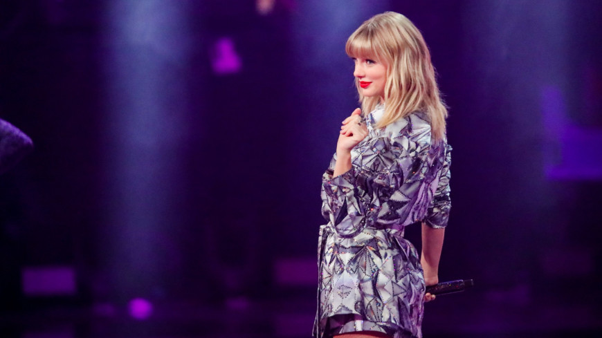 Тейлор Свифт станет первым лауреатом премии Billboard's Women in Music 2019
