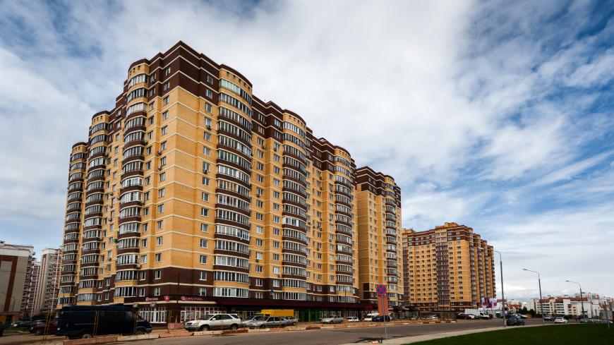 Стоимость новостроек в Москве за год выросла на 9%