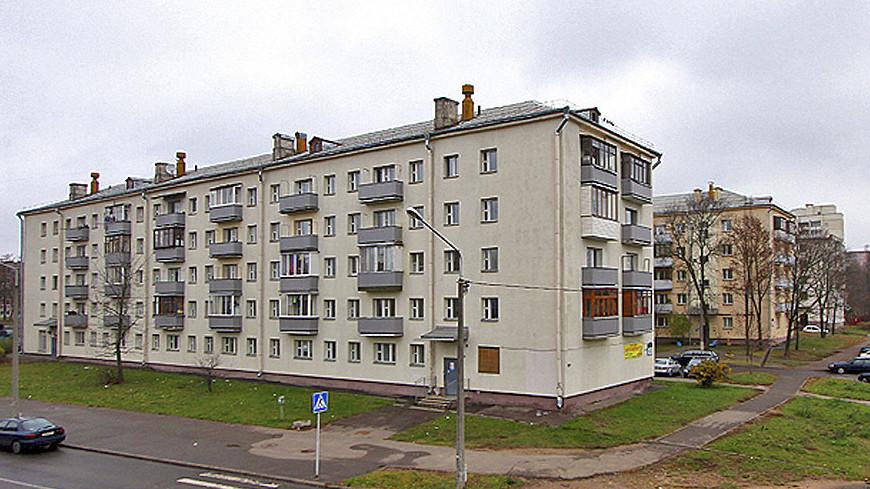 Пятиэтажка в стиле ар-деко: архитектурное разнообразие на примере дома
