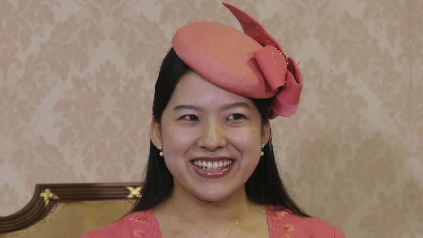 Бывшая японская принцесса Аяко впервые стала мамой