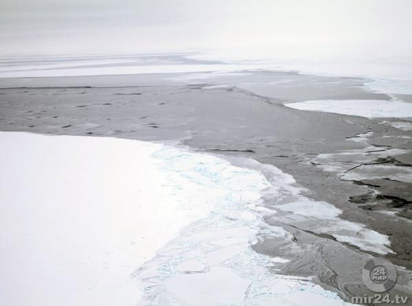 Льды Антарктиды начали таять в 1700-х годах