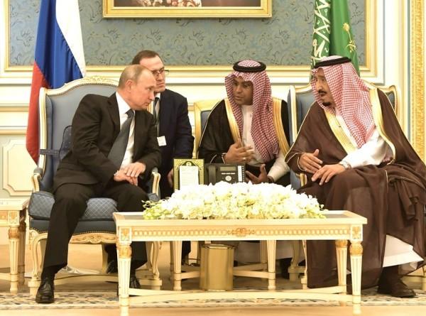 Путин удивил короля Саудовской Аравии