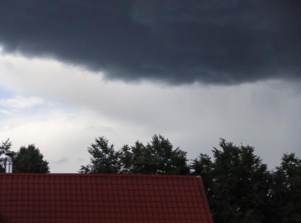 Штормовое предупреждение объявлено в Тверской области