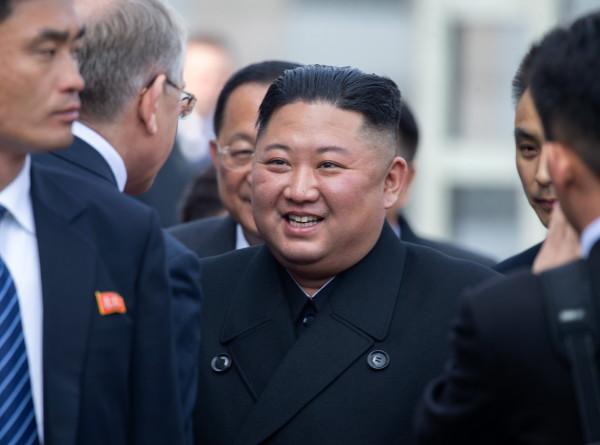 Ким Чен Ын полюбовался гигантскими теплицами и был вне себя от радости